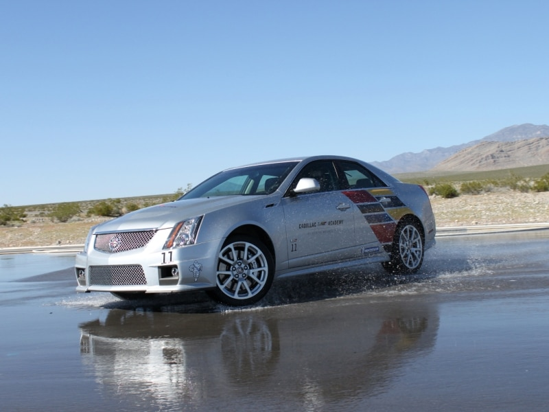2015 cadillac cts v coupe ends run as world challenge champ. Black Bedroom Furniture Sets. Home Design Ideas