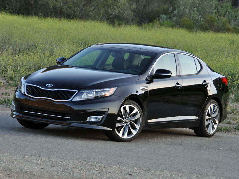 2014 Kia Optima Review And Quick Spin