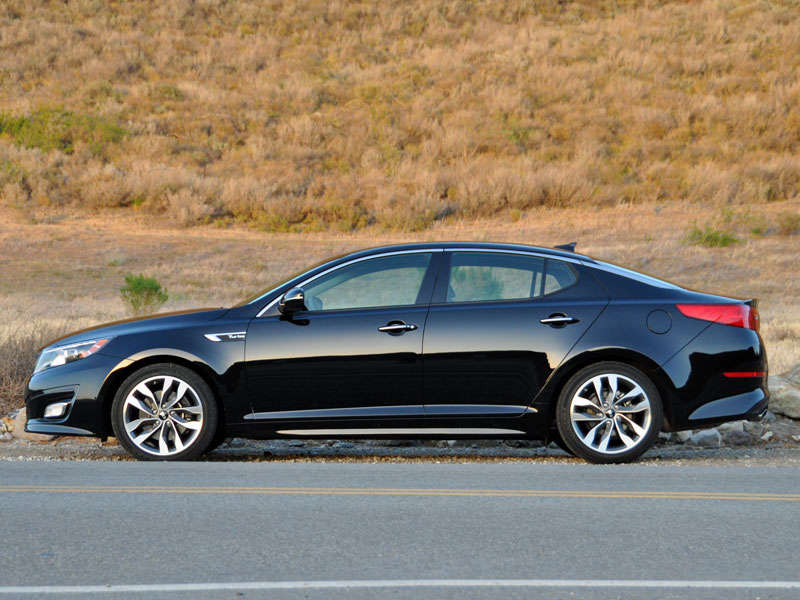 2014 Kia Optima Review And Quick Spin: Styling And Design