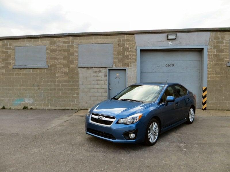 Subaru Impreza Compact Sedan Review Autobytel Com