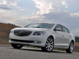 2014 Buick LaCrosse Review and Quick Spin