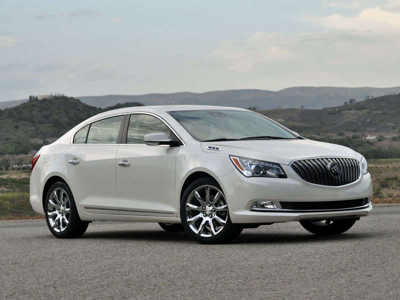 2014 buick lacrosse review and quick spin. Black Bedroom Furniture Sets. Home Design Ideas