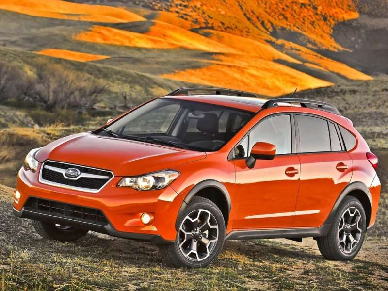 10 Best MPG SUVs for 2014