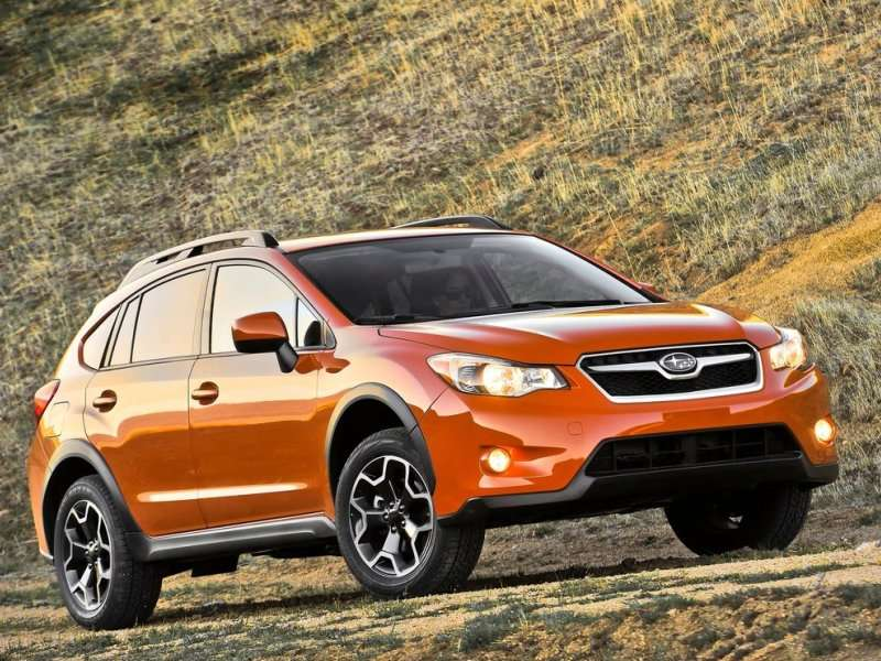 10 Best Mpg Suvs 2017 08 Subaru Xv Crosstrek 28 Combined