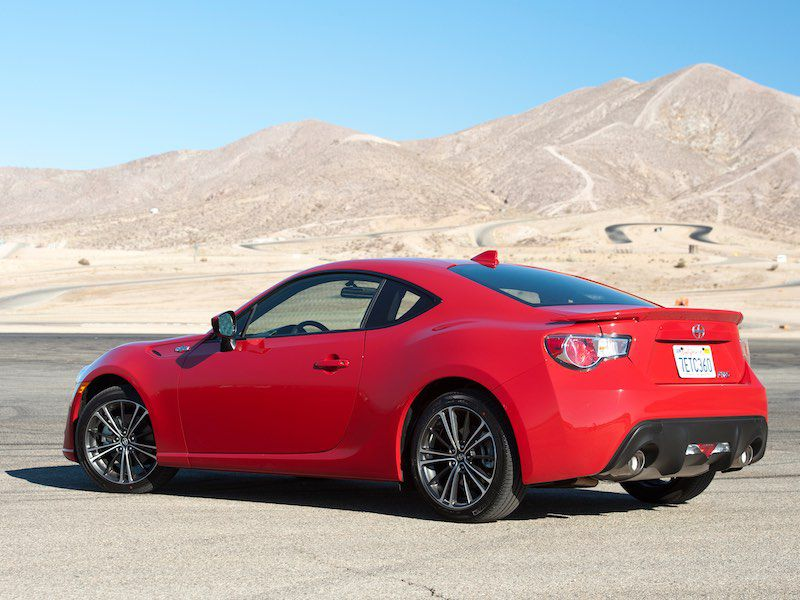 Nice 2016 Scion FR S U2014 MSRP $25,305