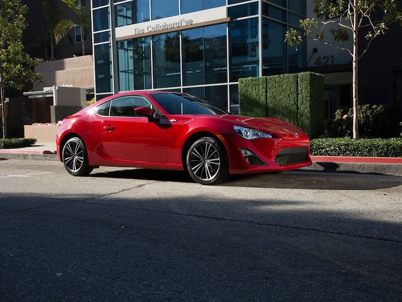 2016 Scion FR S U2014 MSRP $25,305