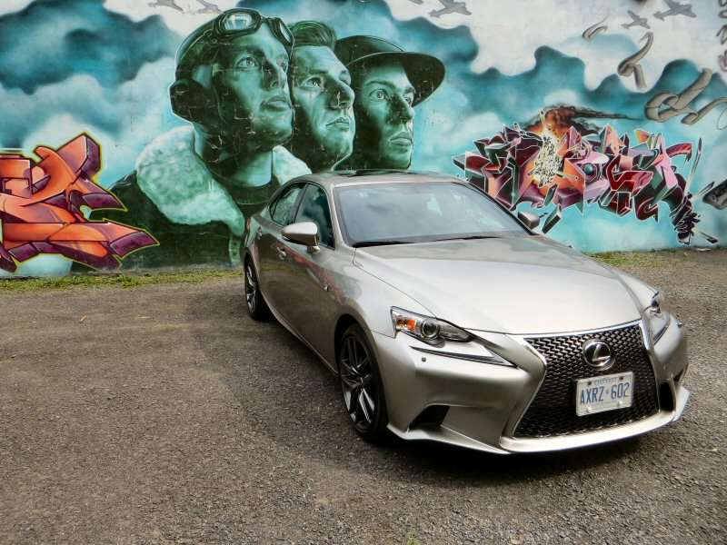 2014 Lexus IS 350 F Sport Luxury Sedan Quick Spin And Review