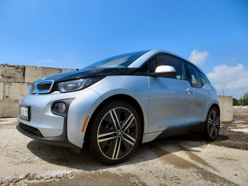 2014 Bmw I3 Electric Car First Drive And Review Autobytel Com