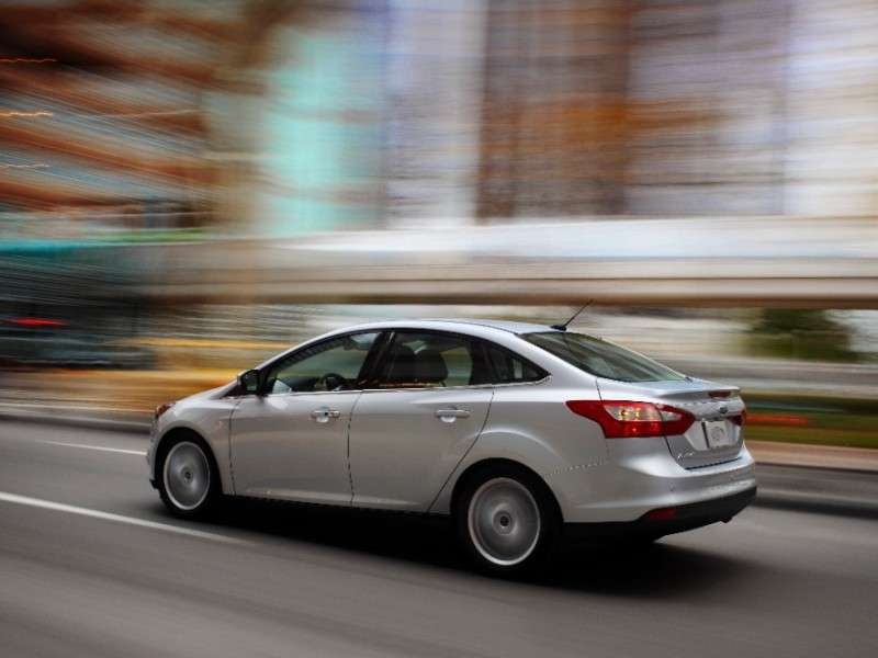 Genial 10 Of The Best Affordable Sedans 2014   10   2014 Ford Focus