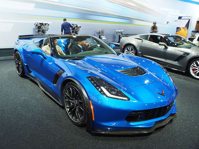 Official Power Numbers Revealed for 2015 Chevy Corvette Z06