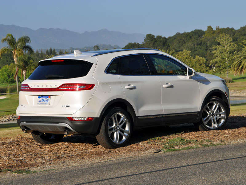 2015 Lincoln Mkc First Drive Review Autobytel Com