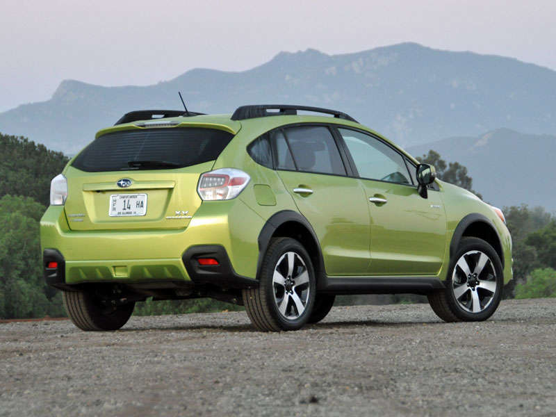 2014 subaru xv crosstrek hybrid review and quick spin. Black Bedroom Furniture Sets. Home Design Ideas