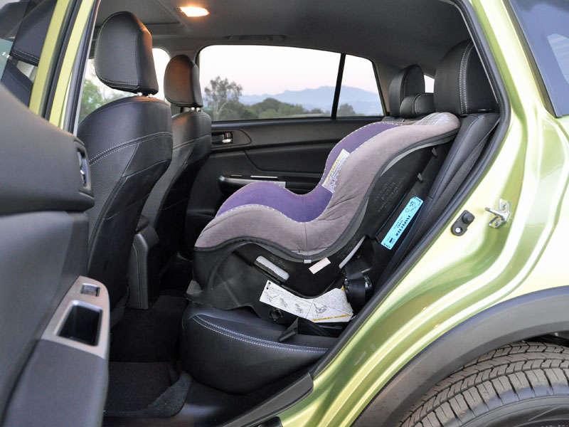 Subaru Forester Cargo Space >> 2014 Subaru XV Crosstrek Hybrid Review and Quick Spin ...