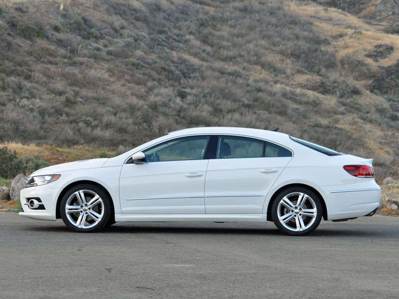 2017 Volkswagen Cc R Line 2 0t Review And Quick Spin Autobytel