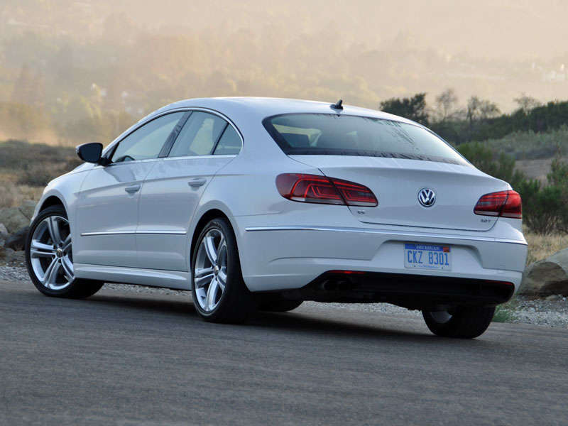 2014 Volkswagen CC R-Line 2.0T Review and Quick Spin | Autobytel.com