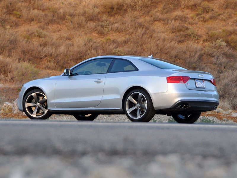2014 Audi S5 Coupe Review and Quick Spin  Autobytelcom