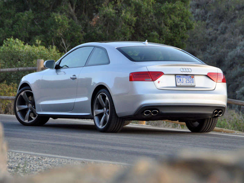 2014 Audi S5 Coupe Review and Quick Spin | Autobytel.com