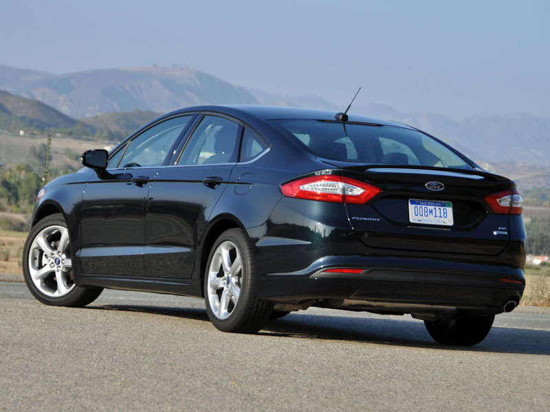 2017 Ford Fusion Review And Quick Spin About Our Test Car