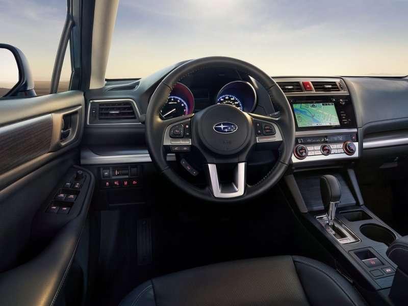 The 2017 Subaru Legacy Loses Its Manual Transmission