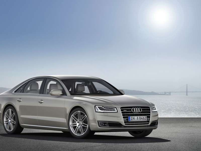 MSRPs Revealed for 2015 Audi A8