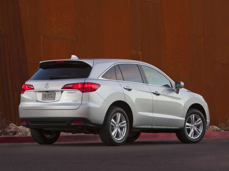 2014 acura rdx road test amp review autobytelcom