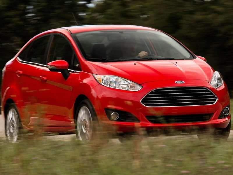 Automaker Lowers Efficiency Grades of 2014 Ford Fiesta, Three Hybrids