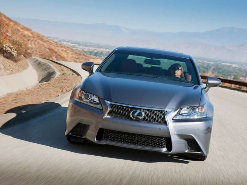 features f uae interior in and technology news sport gs lexus road car bahrain yallamotor test