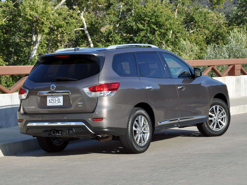 2014 Nissan Pathfinder Review And Quick Spin: Final Thoughts