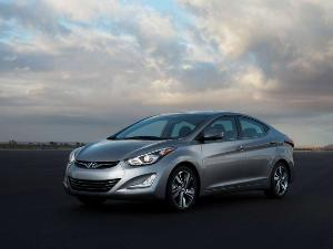 2014 Hyundai Elantra Leads Brand to Top of IQS Ratings