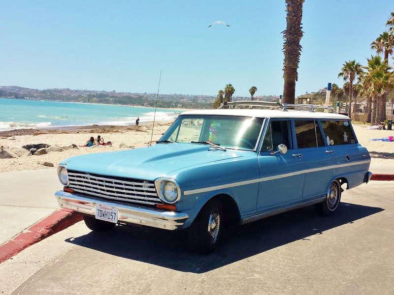 Iconic Surf Cars That Make Us Happy | Autobytel.com