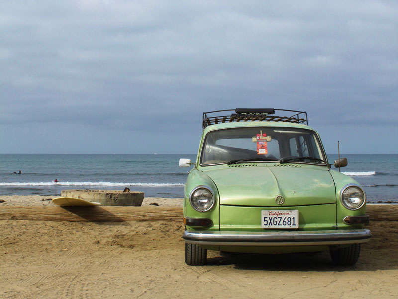 Iconic Surf Cars That Make Us Happy