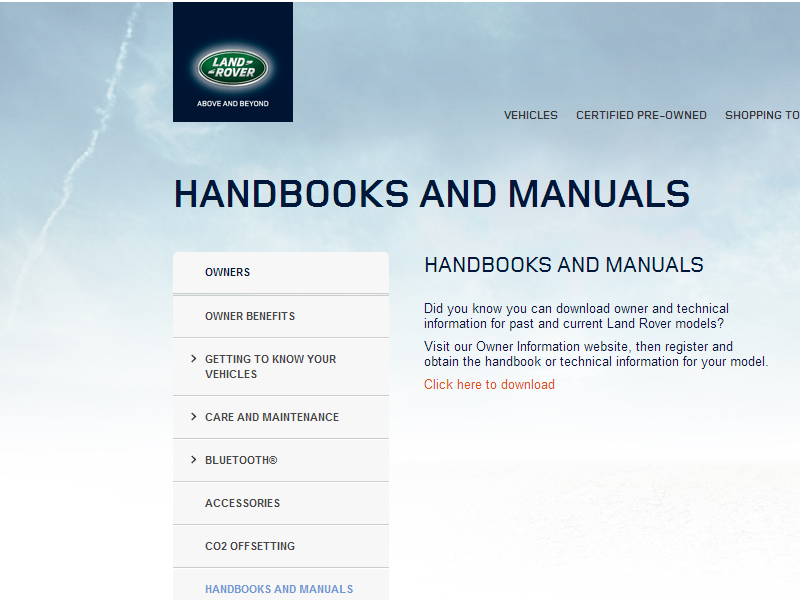 How To Find Your Car's Owner's Manual Online | Autobytel com