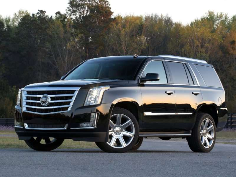 10 Things You Need To Know About The 2015 Cadillac Escalade
