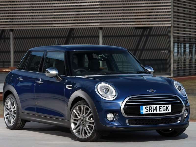 MINI Adds Two Doors To The Cooper Hardtop