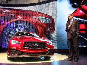 2014 Infiniti Q50 Eau Rouge Ready for Goodwood Premiere