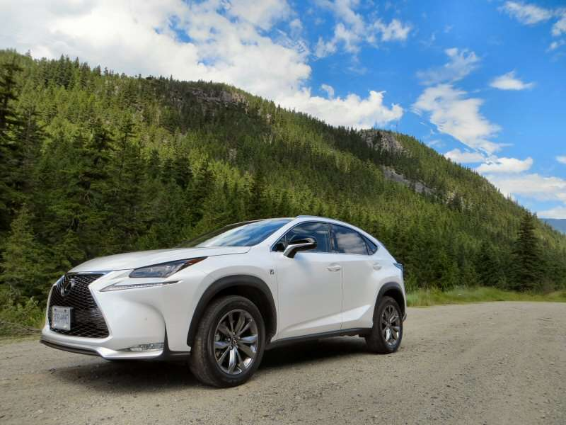 2015 Lexus NX Luxury Crossover First Drive And Review