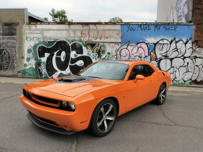 2014 Dodge Challenger Shaker Performance Coupe Review