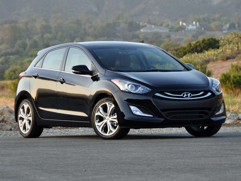 2014 Hyundai Elantra GT Review And Quick Spin