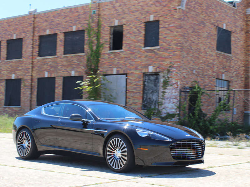 review: the 2014 aston martin rapide s isn't cool | autobytel