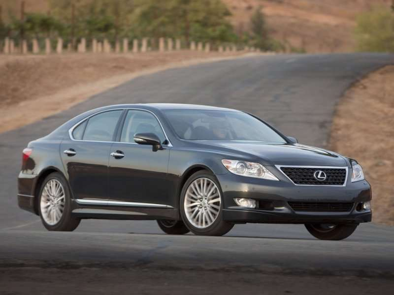 10 Best Used Luxury Cars 02 Lexus Ls