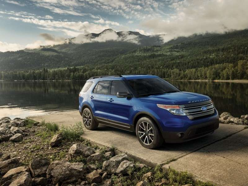 Cosmetic Changes In Store For 2015 Ford Explorer