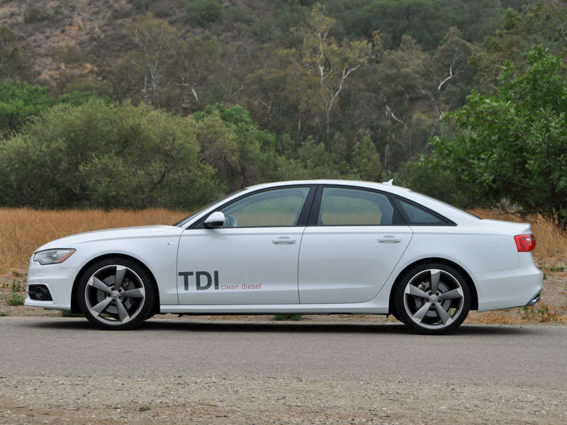 2014 audi a6 tdi clean diesel review and quick spin autobytel 2014 audi a6 tdi styling and design publicscrutiny Image collections