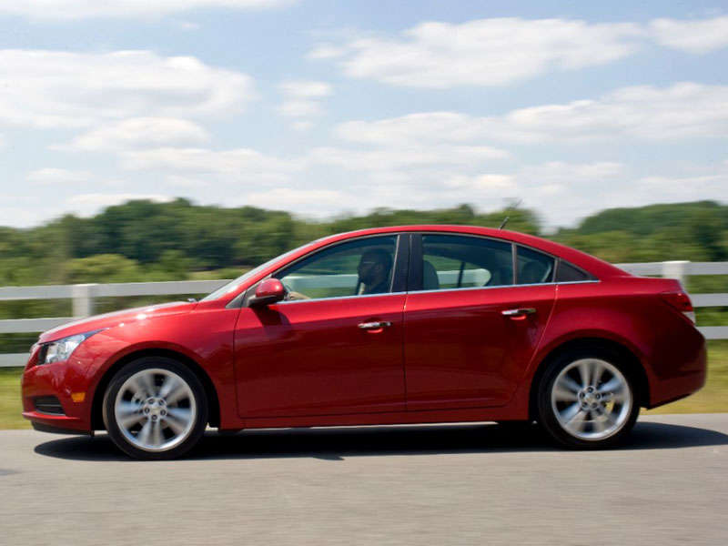 2014 chevrolet cruze review and quick spin. Black Bedroom Furniture Sets. Home Design Ideas