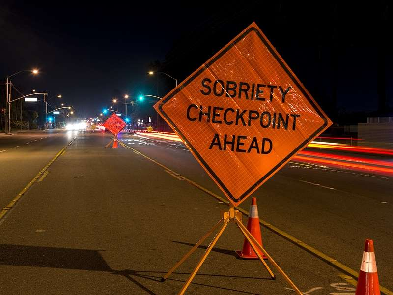 5 Things You Didn't Know About Sobriety Checkpoints