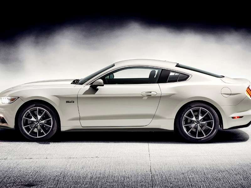 What Is The Mustang 50th Anniversary Edition?   Autobytel.com