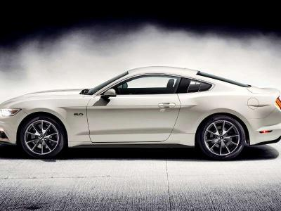 What Is The Mustang 50th Anniversary Edition Autobytel Com