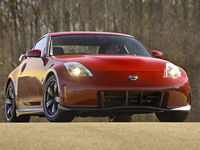 10 Best Used Sports Cars   05   2007 2008 Nissan 350Z NISMO