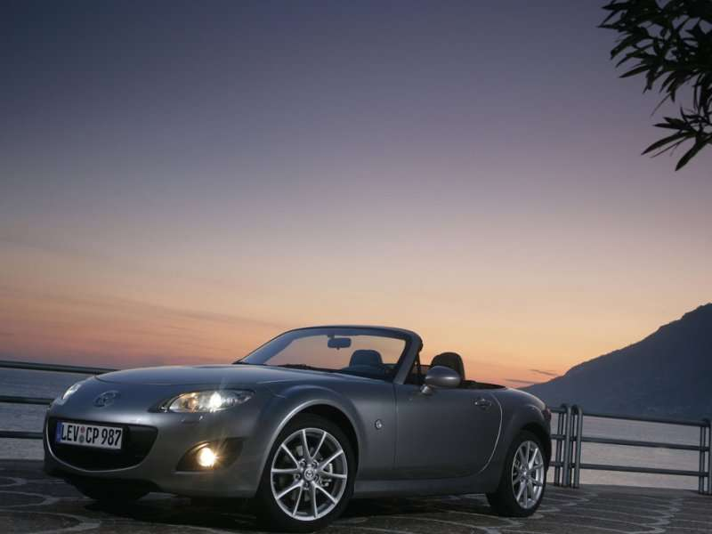 10 Best Used Sports Cars 01 2006 Mazda Mx 5 Miata Club Spec