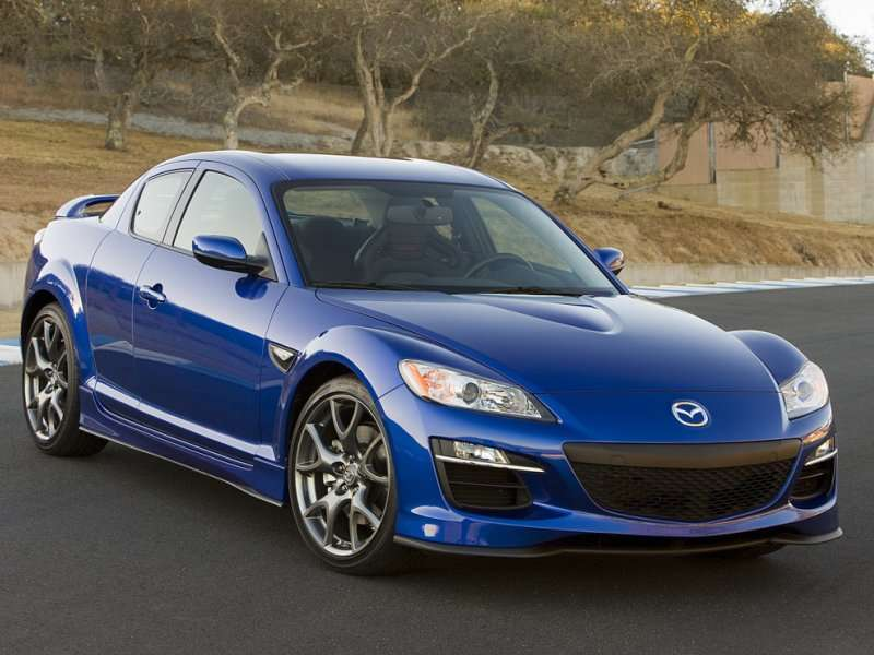 10 Best Used Sports Cars   07   2007 2012 Mazda RX 8