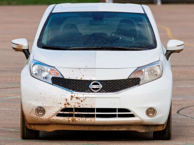 All About The Nissan Self Cleaning Car